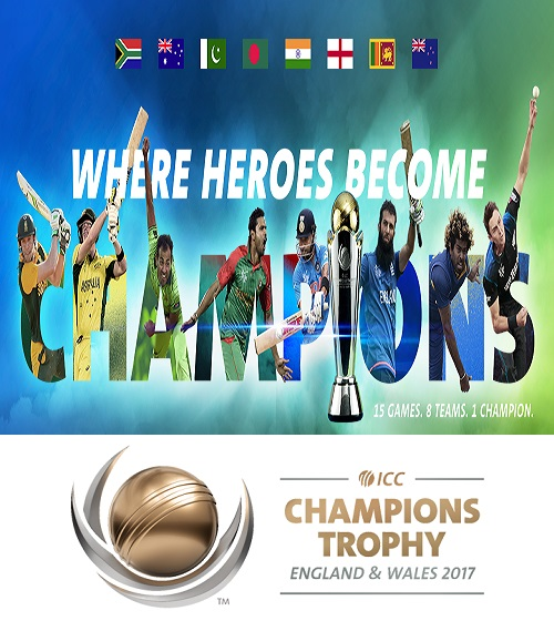 ICC Champions Trophy 2017, Who Will Win Today Match